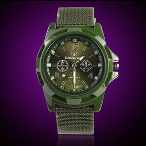 Other - Men's Military Style Watch